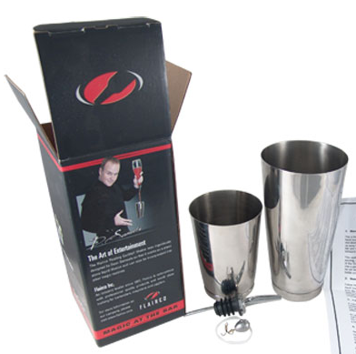 Airborne Floating Cocktail Shaker Boxed