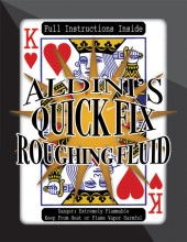 Aldini's Quick Fix Roughing Fluid Bottles