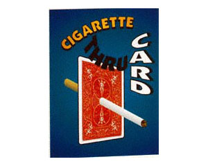 All New Cigarette Thru/2 sides