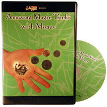 Amazing Magic Tricks with Money DVD