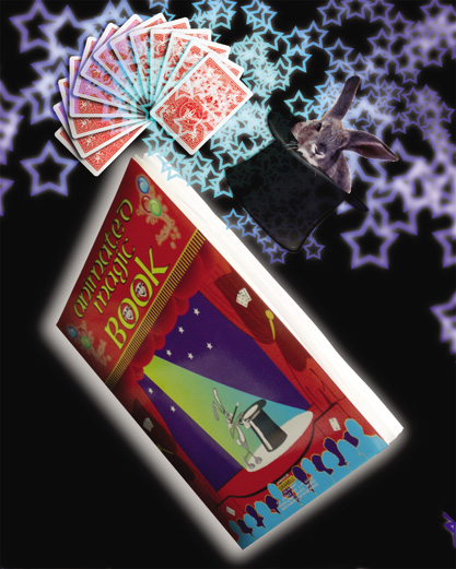 Animated Magic Color Book by Granell $29.95