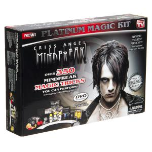 Criss Angel Platinum Magic Set