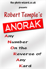 A.N.O.R.A.K. by Robert Temple