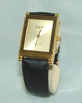 Royal Random Aristocratic Time Piece (Gold Face)