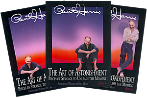 Art of Astonishment #1 by Paul Harris