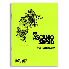 Ascanio Spread by Jon Racherbaumer