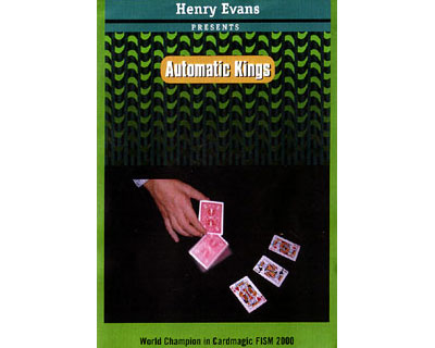 Automatic Kings by Henry Evans
