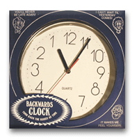 Backward Clock