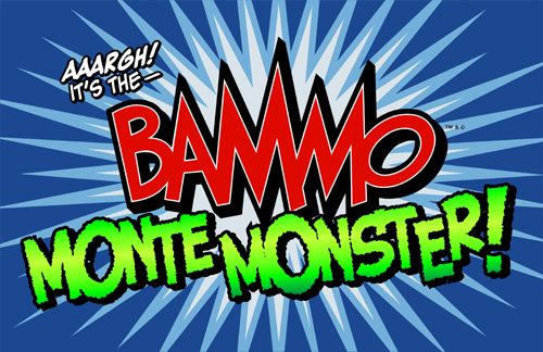 Bammo Monte Monster by Bob Farmer