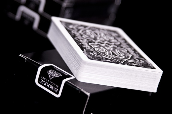 Baroque Deck Black