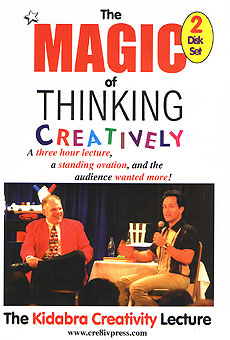 Magic of Thinking Creatively by Barry Mitchell