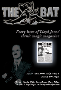 The Bat Magazine CD-ROM