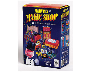 Marvin's Magic Shop