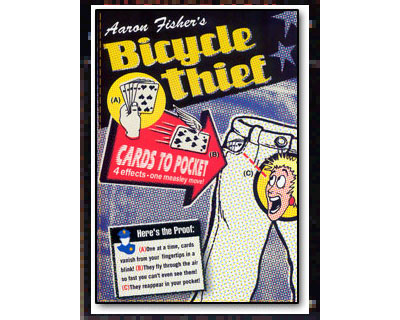 Bicycle Thief by Aaron Fisher