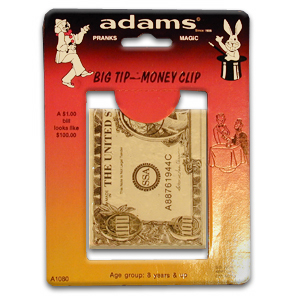 Big Tip Money Clip