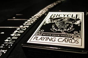 Bicycle Tiger Deck