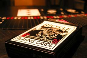 Tiger Deck Black & RED