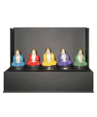 Box of Buddhas by Eduardo Kozuch