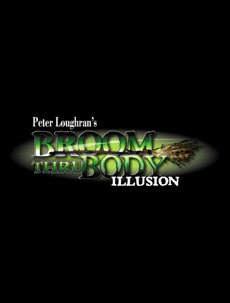 Broom Thru Body Illusion by Peter Loughran