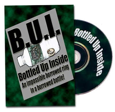 B.U.I. Bottled Up Inside by Howard Baltus