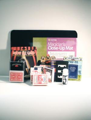 Playing Card Combo Kit
