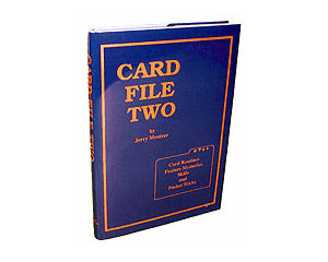 Card File 2 by Mentzer