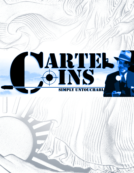 Cartel Coins (Liberty) by Chastain Criswell