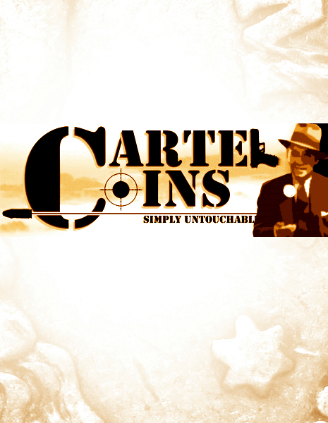 Cartel Coins (Morgan) by Chastain Criswell