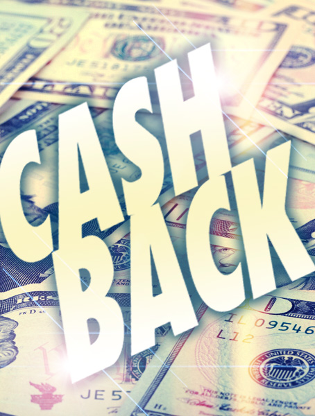Cash Back Savings Coupon