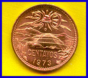 Johnson 20 Centavos Piece