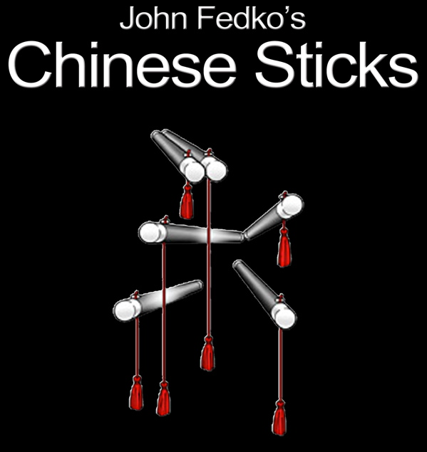Chinese Sticks Routine by John Fedko