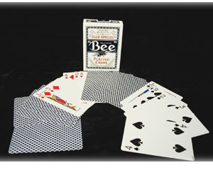 Bee Cards Poker Size (each)