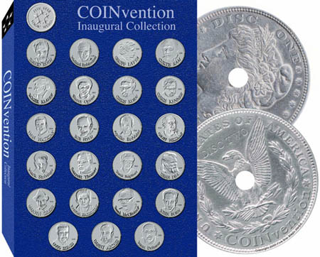 Coinvention DVD Set