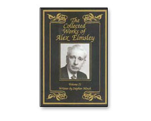 Collected Works by Alex Elmsley-Vol.2 (Discontinued)