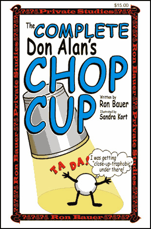 Complete Don Alan's Chop Cup