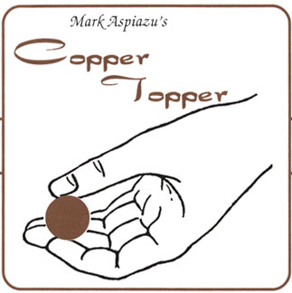 Copper Topper by Mark Aspiazu