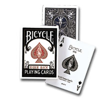 Bicycle  Rider Poker Pinochole