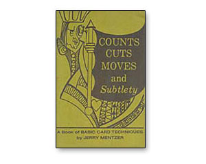 Counts,Cuts,Moves by Mentzer
