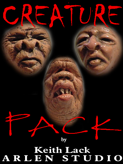 Creature Pack by Keith Lack