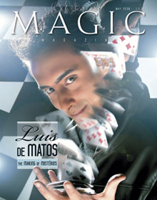 Magic Magazine May 2009