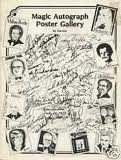 Autograph Poster Gallery by Darwin