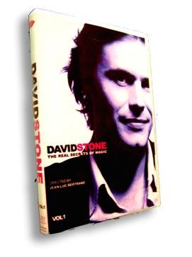 The Real Secrets of Magic DVD by David Stone