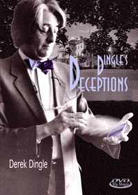 Dingle's Deceptions DVD Volume 1