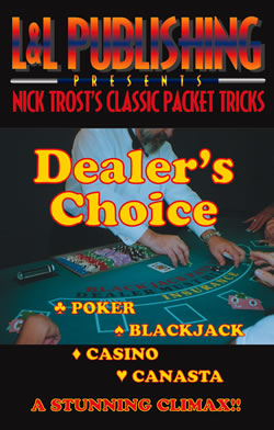 Dealer's Choice by Nick Trost