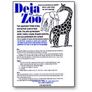 Deja Zoo (DISCONTINUED)