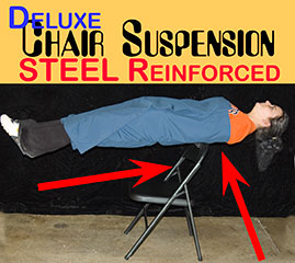 Chair Suspension (Deluxe Steel)