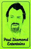 Paul Diamond Entertains