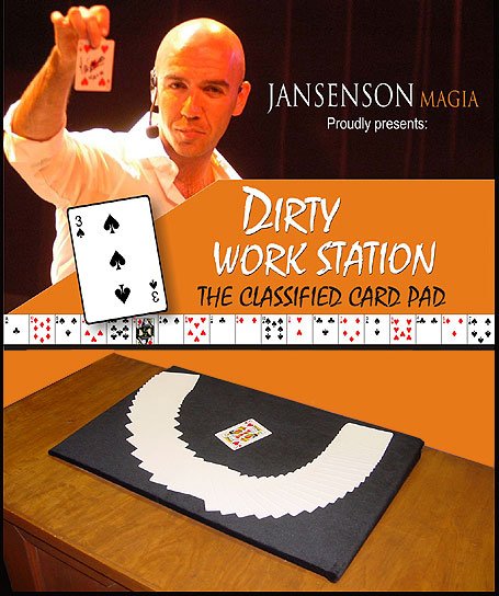 Dirty Work Station by Jansenson (DISCONTINUED)