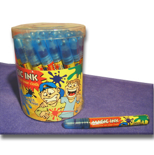 Disappearing Ink Squirter-2 pens
