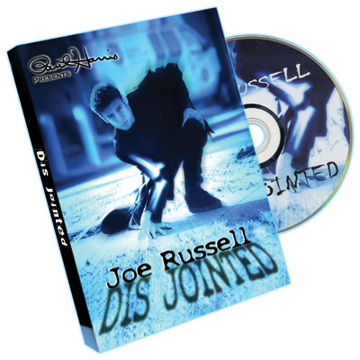 Dis Jointed DVD by Joe Russell